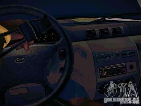 УАЗ 3160 Патриот для GTA San Andreas вид сверху
