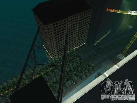 New СITY v1 для GTA San Andreas седьмой скриншот