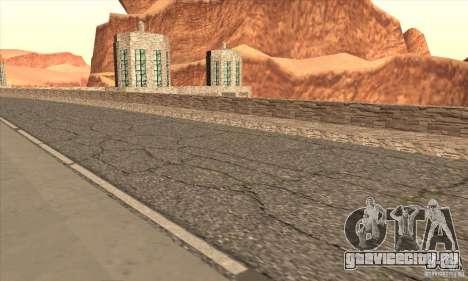 Новая дамба для GTA San Andreas седьмой скриншот