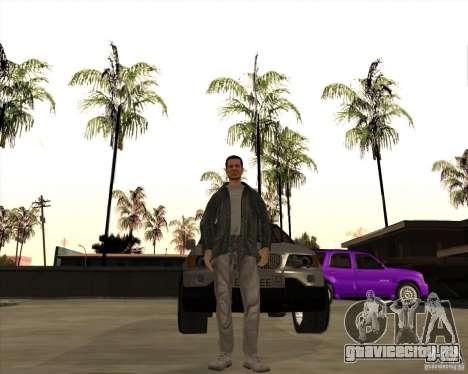 Скин члена мафии для GTA San Andreas второй скриншот