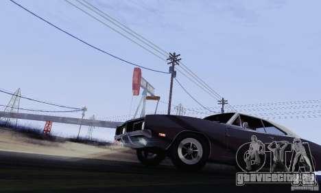 ENBSeries by dyu6 v6.5 Final для GTA San Andreas седьмой скриншот