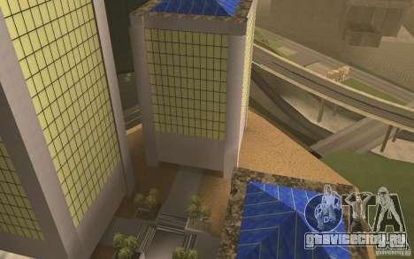 Небоскребы в Сан Фиерро для GTA San Andreas шестой скриншот