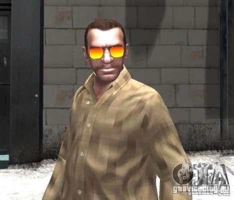 Sunnyboy Sunglasses для GTA 4
