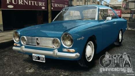 Renault Torino 380 W для GTA 4