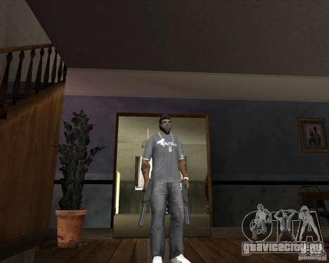 Ingram MAC-10 из Counter-Strike для GTA San Andreas второй скриншот