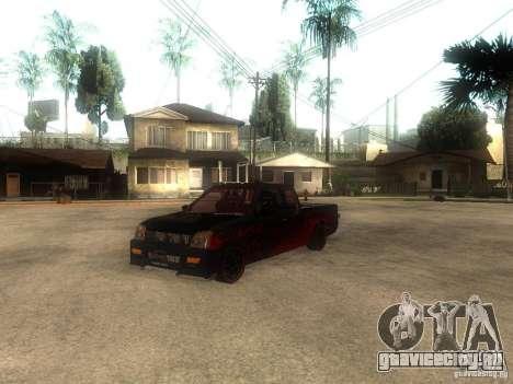 Isuzu D-Max для GTA San Andreas