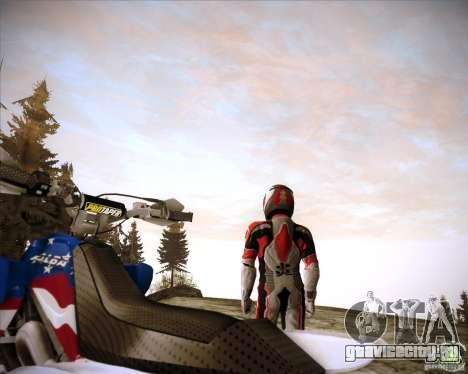 Biker для GTA San Andreas четвёртый скриншот