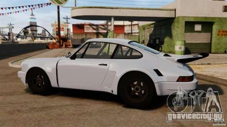 Porsche 911 Carrera RSR 3.0 Coupe 1974 для GTA 4 вид слева