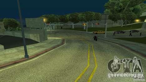 New HQ Roads для GTA San Andreas одинадцатый скриншот