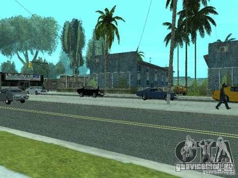 Mega Cars Mod для GTA San Andreas пятый скриншот
