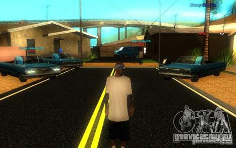 Новые текстуры района El Corona для GTA San Andreas пятый скриншот