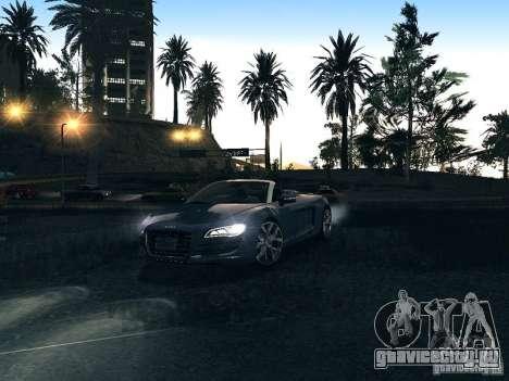 ENB Series By Raff-4 для GTA San Andreas