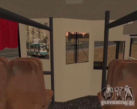 Autosan H10-11.11B для GTA San Andreas вид справа