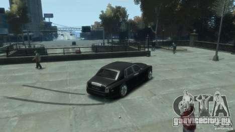 Rolls-Royce Phantom для GTA 4 вид справа