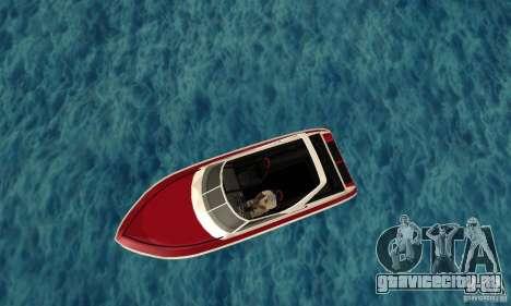 GTAIV Tropic для GTA San Andreas вид справа