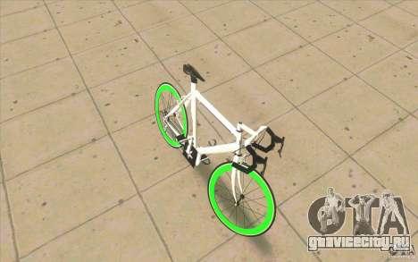 Fixie Bike для GTA San Andreas