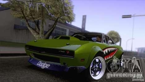 Shine Reflection ENBSeries v1.0.0 для GTA San Andreas восьмой скриншот