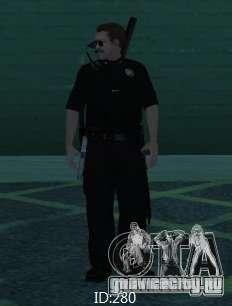 Новые скины SAPD для GTA San Andreas второй скриншот