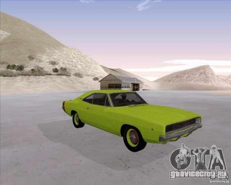 Dodge Charger RT 440 1968 для GTA San Andreas