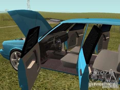 Москвич 2141 для GTA San Andreas вид сбоку