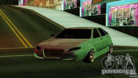 ВАЗ 2112 v0.1 для GTA San Andreas