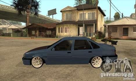 Opel Vectra A GSiTuning для GTA San Andreas вид слева
