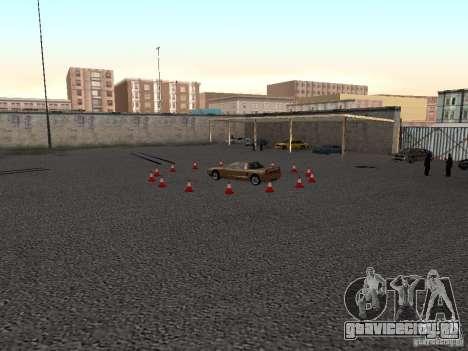 Реалистичная автошкола v1.0 для GTA San Andreas второй скриншот