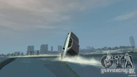 Admiral boat для GTA 4 вид сбоку
