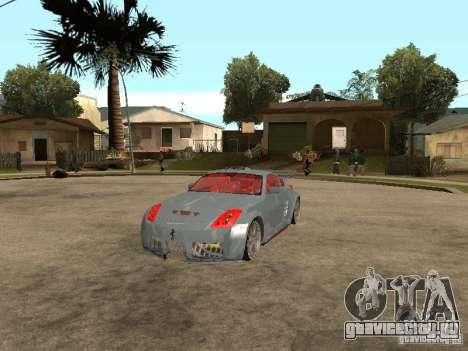 Nissan 350Z Virgo для GTA San Andreas