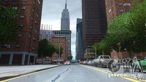 PhotoRealistic ENB V.2 для GTA 4 второй скриншот