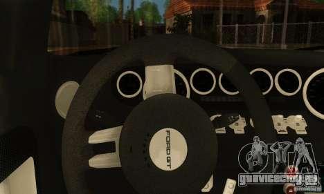 Ford GTX1 Roadster V1.0 для GTA San Andreas вид справа