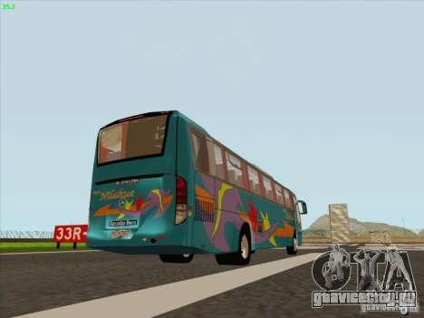 Mercedes-Benz Vissta Buss LO для GTA San Andreas вид справа