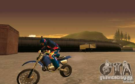Red Bull Clothes v1.0 для GTA San Andreas одинадцатый скриншот
