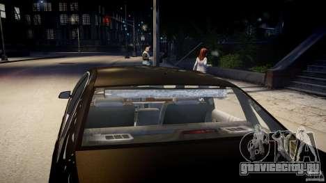 Chevrolet Caprice FBI v.1.0 [ELS] для GTA 4 салон