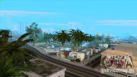 ENBSeries by Allen123 для GTA San Andreas седьмой скриншот