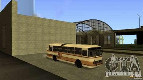 ЛАЗ 699Р 98 021 для GTA San Andreas вид слева