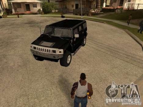 Сигнализация для машины для GTA San Andreas третий скриншот