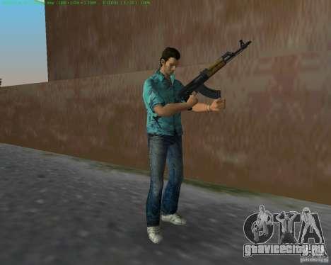 Zastava M-70AB2 для GTA Vice City второй скриншот