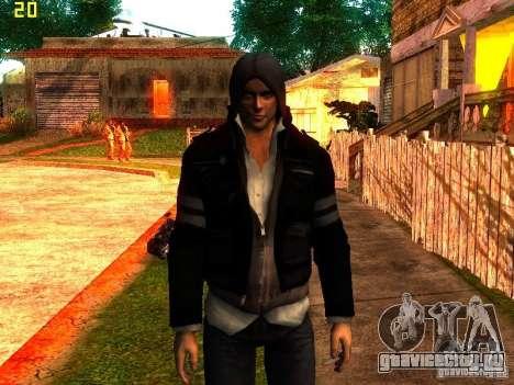 Alex Mercer для GTA San Andreas