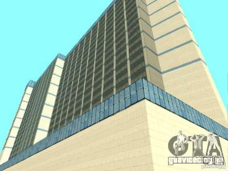 Новые текстуры для казино The High Roller для GTA San Andreas пятый скриншот