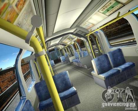 Лондонский Поезд для GTA 4 второй скриншот