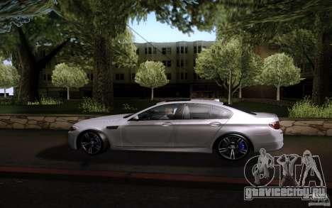 New Graphic by musha v2.0 для GTA San Andreas восьмой скриншот