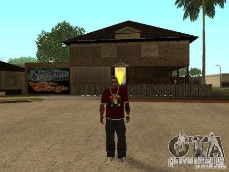 Майка Windows для GTA San Andreas