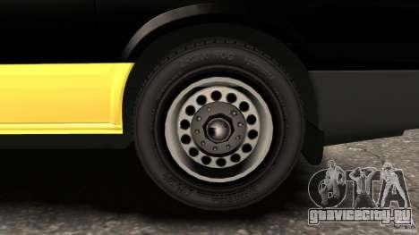 Ford Transit Joen Loka [ELS] для GTA 4 вид сверху
