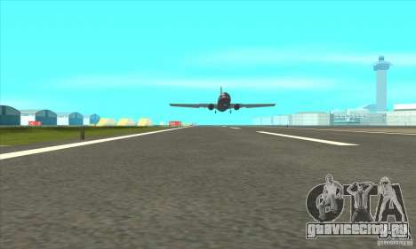 Оживление аэропортов для GTA San Andreas второй скриншот