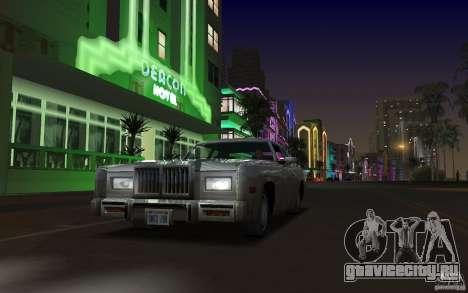 ENBSeries v1 for SA:MP для GTA San Andreas