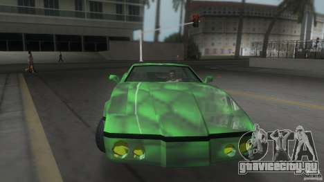 Reptilien banshee для GTA Vice City