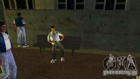 Cleo Parkour v4 для GTA Vice City