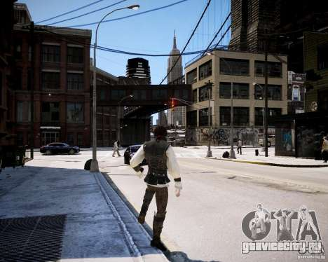 Assasins Creed 2 Young Ezio для GTA 4 четвёртый скриншот