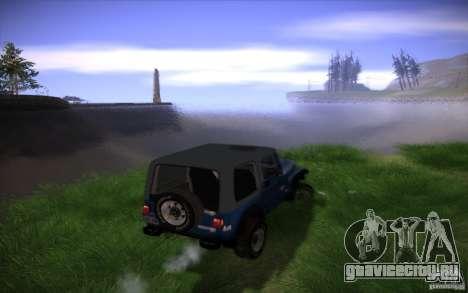 Мои настройки ENB v2 для GTA San Andreas седьмой скриншот